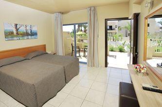 1-værelses lejlighed på Hotel Nelia Garden, Ayia Napa, Cypern.