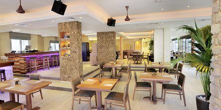 Restaurant på Hotel Nelia Garden, Ayia Napa, Cypern.