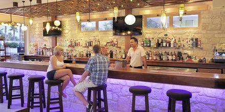 Bar på Hotel Nelia Garden, Ayia Napa, Cypern.