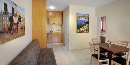 2-værelses lejlighed på Hotel Nelia Garden, Ayia Napa, Cypern.