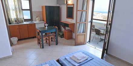 1-værelses lejlighed på Hotel Neraida på Karpathos, Grækenland.