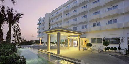 Indgang til Hotel Nestor i Ayia Napa, Cypern