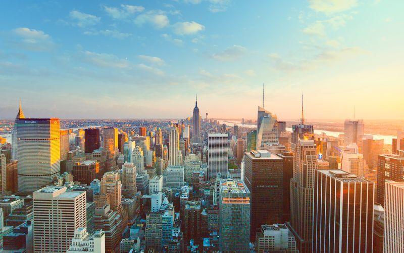 fly new york tilbud