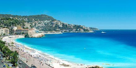 Den Franske Riviera.