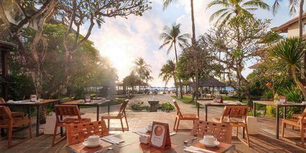 Restaurant på Hotel Nikko Bali Benoa Beach i Tanjung Benoa, Bali.