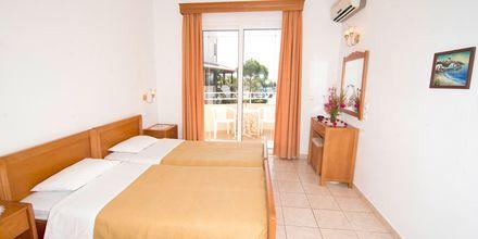 1-værelses lejlighed på Hotel Nikolas i Lardos på Rhodos, Grækenland.