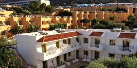 Hotel Nikolas Villas ved Hersonissos på Kreta.