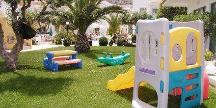 Legeplads på Hotel Nikolas Villas ved Hersonissos på Kreta.