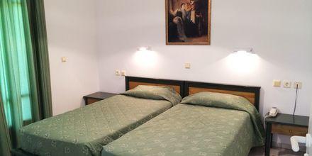 2-værelses lejlighed på Hotel Nikolas Villas ved Hersonissos på Kreta.