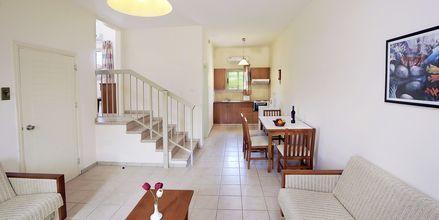 2-værelses lejlighed på Nissiana i Ayia Napa, Cypern.