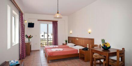 1-værelses lejlighed på hotel Nontas på Kreta, Grækenland