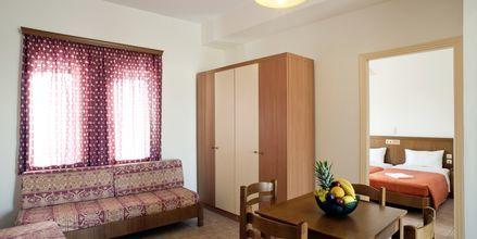 2-værelses lejlighed på hotel Nontas på Kreta, Grækenland