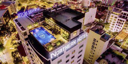 Hotel Northern Saigon, Vietnam.