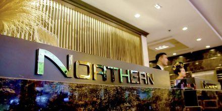 Reception på Hotel Northern Saigon, Vietnam.