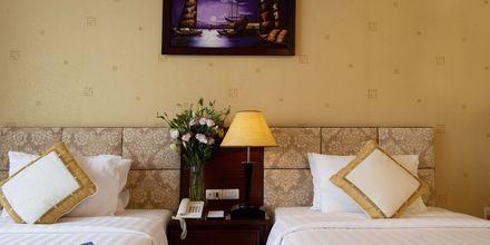Superior-værelse på hotel Northern Saigon, Vietnam.