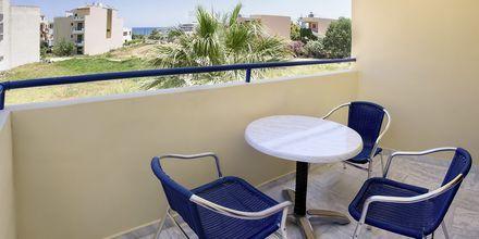 1-værelses lejlighed på Hotel Nostalgie i Georgiopolis, Kreta.