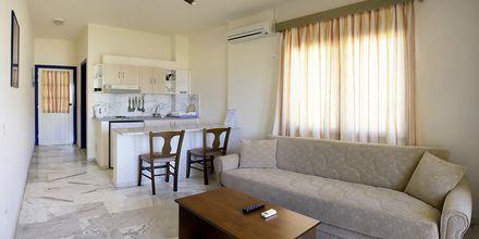 2-værelses lejlighed på Hotel Nostalgie i Georgiopolis, Kreta.