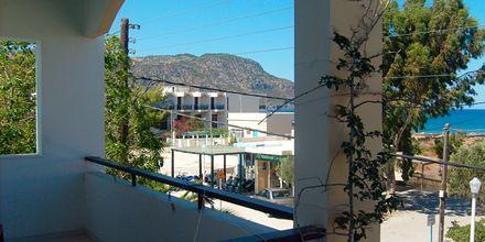 Hotel Oasis i Karpathos, Grækenland.
