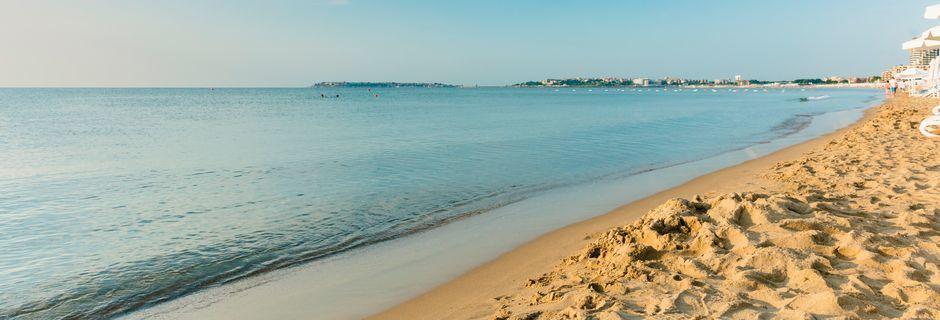 Strand i Obzor, Bulgarien