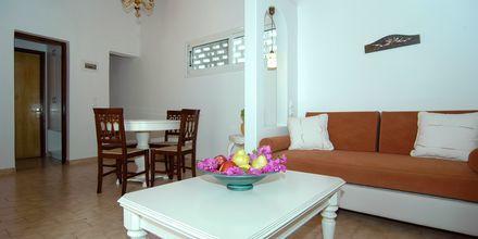 2-værelses lejlighed på Olympia Village på Samos, Grækenland.