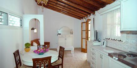 2-værelses lejlighed på Hotel Olympia Village på Samos, Grækenland.