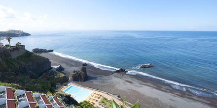 Hotel Orca Praia på Madeira, Portugal.