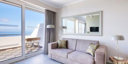 Suite på Hotel Orca Praia på Madeira, Portugal.