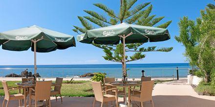 Snackbar på Hotel Orca Praia på Madeira, Portugal.