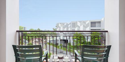 Superior-værelse på Hotel Orchidacea Resort ved Kata Beach, Phuket, Thailand.