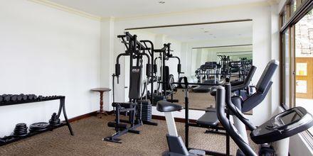 Fitnessrum på Hotel Orchidacea Resort ved Kata Beach, Phuket, Thailand.