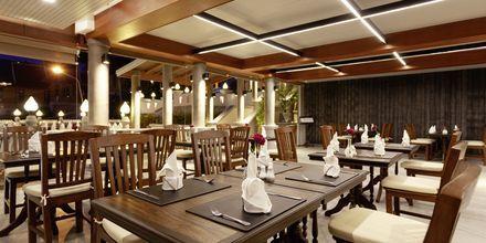 Restaurant på Hotel Orchidacea Resort ved Kata Beach, Phuket, Thailand.