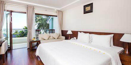 Superior-værelse på Oriental Pearl Resort i Phan Thiet, Vietnam