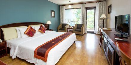 Deluxe-værelse på Oriental Pearl Resort i Phan Thiet, Vietnam