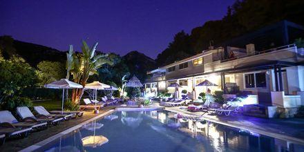 Hotel Orion på Rhodos, Grækenland.