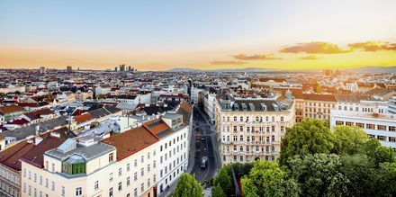 Wien har en lang historie og er en stor symbiose af historie og modernitet.