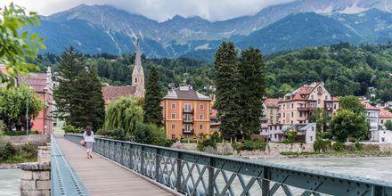 Broen til Innsbruck, Østrig.