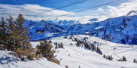 Skisportsstedet Tyrol tilbyder en fantastisk skiferie.