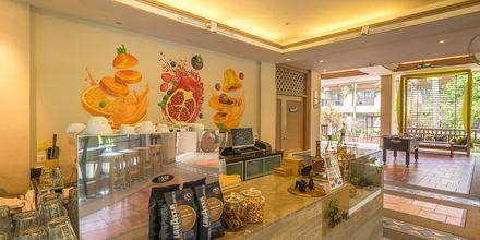 Tree Top Café på Pakasai Resort i Ao Nang, Thailand.