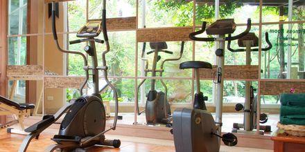 Fitnessrum på Pakasai Resort i Ao Nang, Thailand.