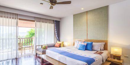 Deluxe-værelse på Pakasai Resort i Ao Nang, Thailand.