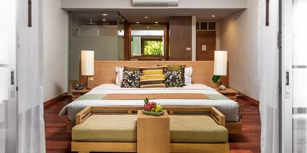 Junior-suite på Pakasai Resort i Ao Nang, Thailand.