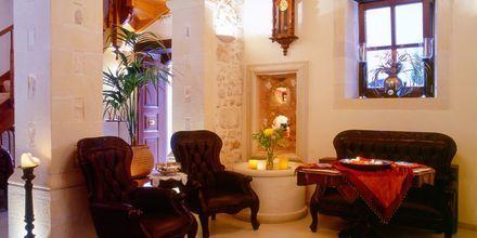 Hotel Palazzino di Corina i Rethymnon, Kreta.
