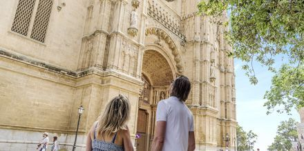 Le Seu i Palma, en af verdens smukkeste katedraler