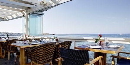 Restaurant Seaside på Hotel Palmera Beach & Spa på Kreta, Grækenland.