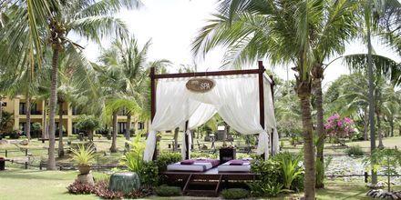 Spa på Pandanus Resort, Phan Thiet i Vietnam.