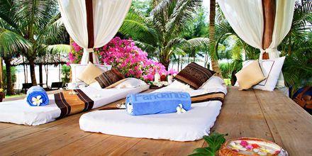 Spa på hotel Pandanus Resort, Phan Thiet i  Vietnam.