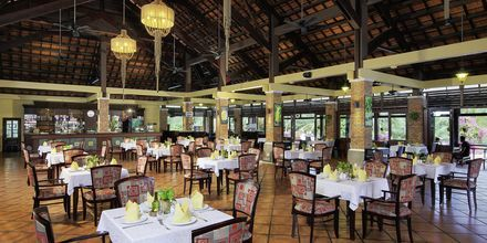 Restaurant på Hotel Pandanus Resort, Phan Thiet i  Vietnam.