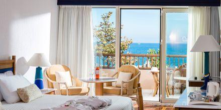 Superior-værelse på hotel Panorama på Kreta, Grækenland.
