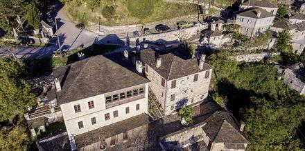 Papigo Towers, Zagoria.