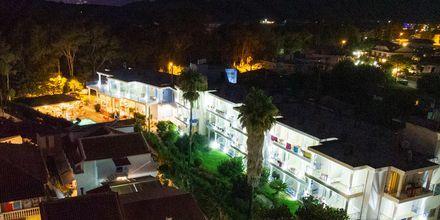 Hotel Paradise Ammoudia i Grækenland.
